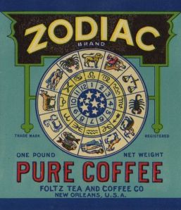 zodiac coffee