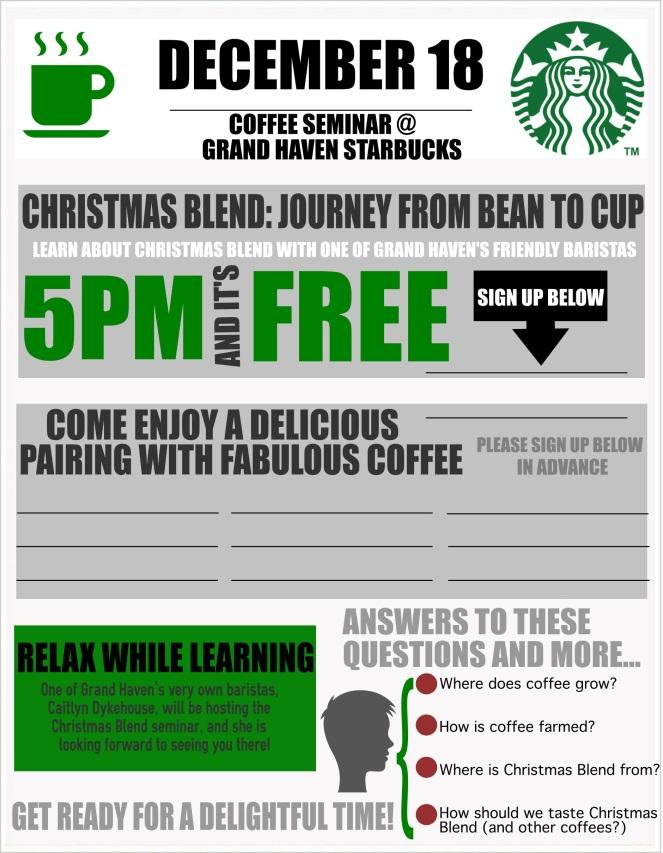 CoffeeSeminar