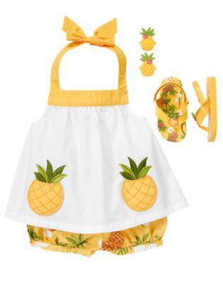 pineapple outfit